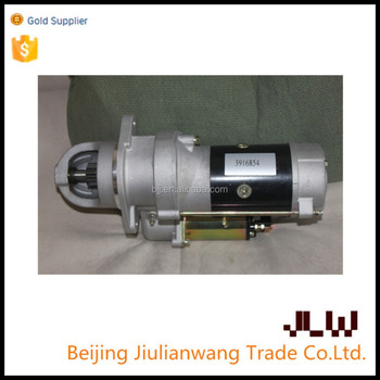 starter 3916854 with dongfeng truck engine parts