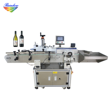 Factory price high speed vertical automatic round bottle labeling machine