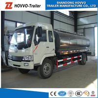 Buy small stainless steel truck milk tank 30 CBM ,milk truck semi ...