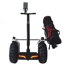 21 inch big tires 4000W Samsung lithium 72V 1266Wh golf cart electric scooter balance smart mobility scooter