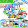 Multifunctional Baby Play Mat ,Baby Gym Mat ,Factory outlet indoor soft Cartoon baby play mat for kids HX9107
