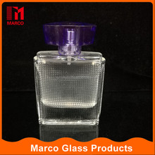 Wholesale marc perfume glass bottle paris pleasures perfume