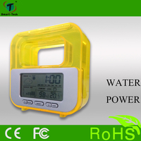 2016 Low Price OEM Wholesale Eco-friendly Waterproof LCD Digital Time Clock