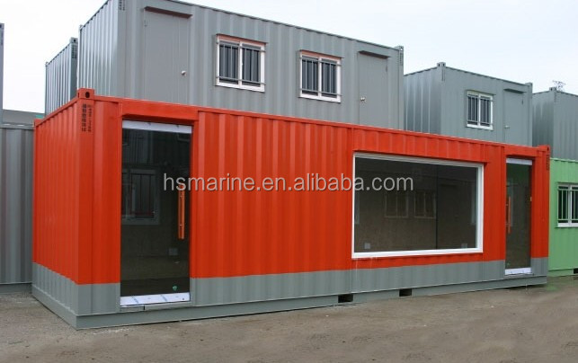 China Modern Prefabricated Modular Shipping Container Homes Houses For Sale View Container