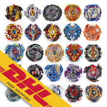 Cheap BeyBlades Burst Evolution 40 Designs Metal Fusion Starter Spinning Top Toys for Kids B127 B120 B128