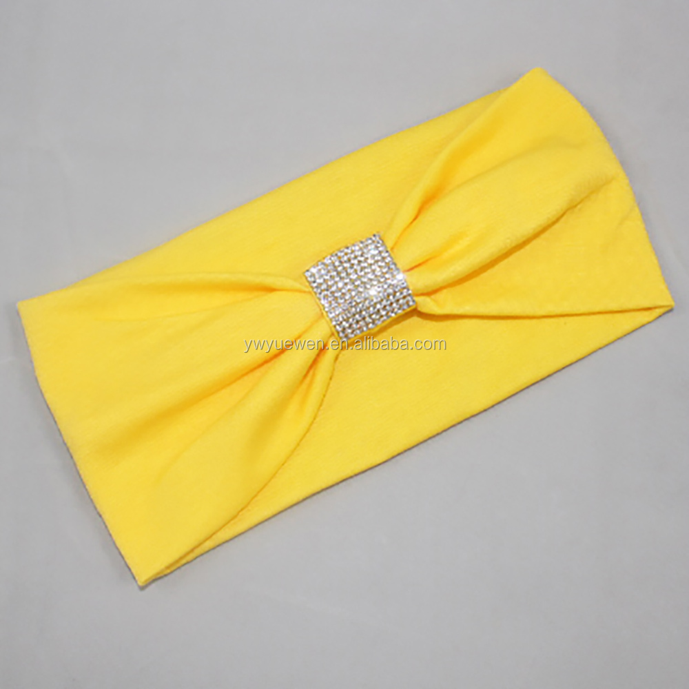 Popular women cotton one time <strong>headband</strong> wholesale