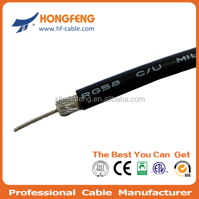 Good quality best price Rg58 coaxial cable