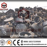 Alloy Steel Pipe Scrap And Secondary
