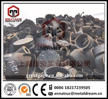 Alloy Steel Pipe Scrap and Secondary Material
