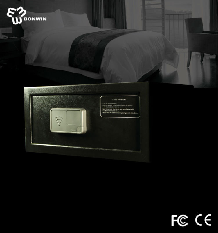 CE,ISO safety needle box/cheap deposit safe box/used safe box for hotel