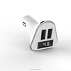 2015 newestl led micro rcf usb car charger for apple portable wireless charger