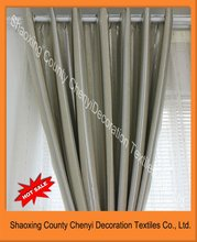 New 100%polyester latest curtain fashion designs