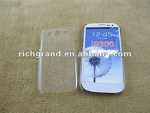 Hot Sale Mobile Phone Crystal Case For Samsung Galaxy S III i9300