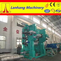 hot seller PP sheet four rollers calender machine