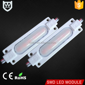 Outdoor led lights 12v CE ROHS approval 1.6W smd 5730 good price injection led module
