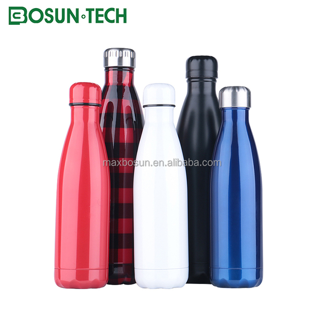 BOSUN Reliable distributor stainless steel insulated sport water bottle