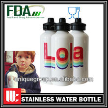 100% Safe BPA Free Aluminum Children Water Drink Bottle with Import Business Ideas