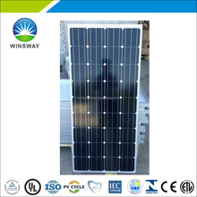 A- Grade High Efficiency Monocrystalline Silicon Solar Cells 150W 12v Solar Panel In Stock