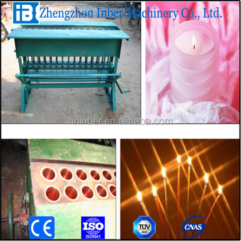 Cheap Tealight Extruder Machine|Hot sale Candle Molding Machine|Tea light Maker Machine