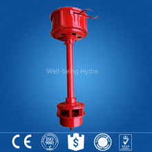 China made low pricelow head micro water power generation small kaplan hydro turbine electric generator