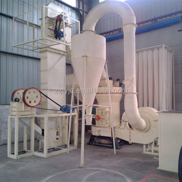 Whole set of raymond pulverizer dolomite grinding mill