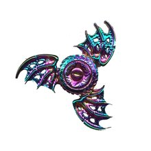 EDC Fidget Spinner Wings of Dragon Hand Magic Eye Metal Ultra Hand Spinner