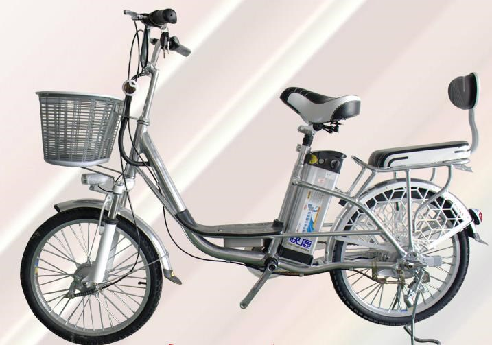 Light weight aluminium 48V electric bicycle 16-inch electric bike