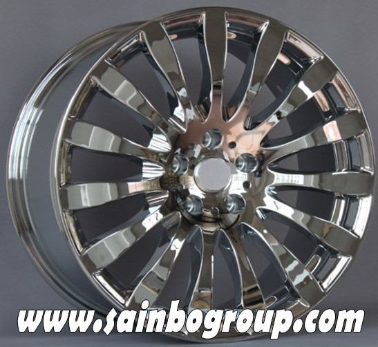 Alloy wheels for car , chrome rims for sale 20 inch