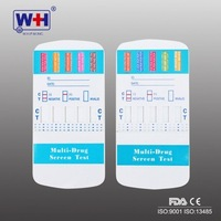 Wholesale high quality multi touch panel urine drug test kits with CE and FDA