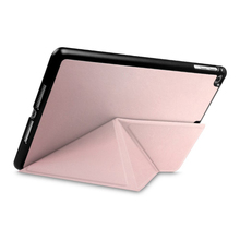 for iPad air 1 / 2 slim flip leather foldable protective cover case