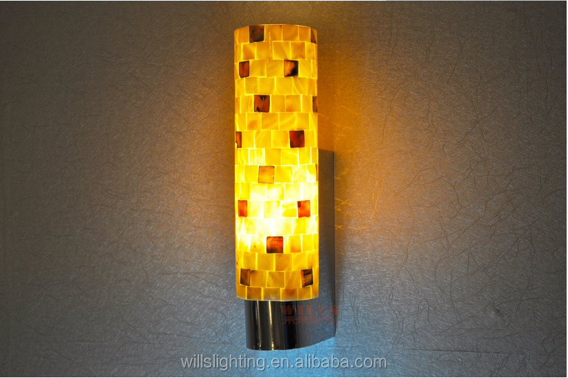 Modern architecture creative design decorate hotel project wall lamp