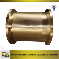 Centrifugal Casting Brass Coupling