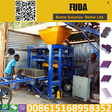 QT4-24 prices of concrete block making machine for sale in florida