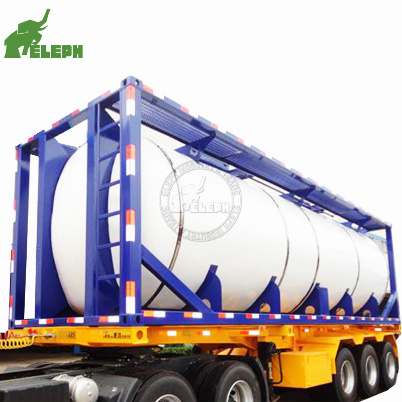 Super high quality cheap price t11 lpg iso tank <strong>container</strong> for transport