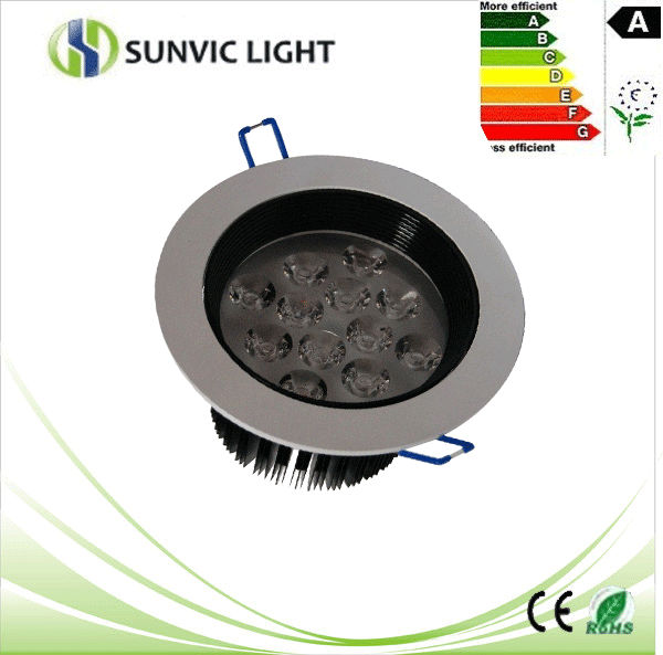 2013 modern high power 12w led ceiling texture brushes