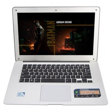 "China factory wholesale 14inch intel celeron J1900 quad core laptop 4G RAM 500G HDD 14"" notebook"