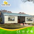 China Modern European Style Villa Prefab House Modular Home Villa