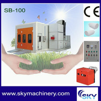 SB100, Car spray booths Spray Painting Chamber Car Paint Spray Booth furniture painting equipment