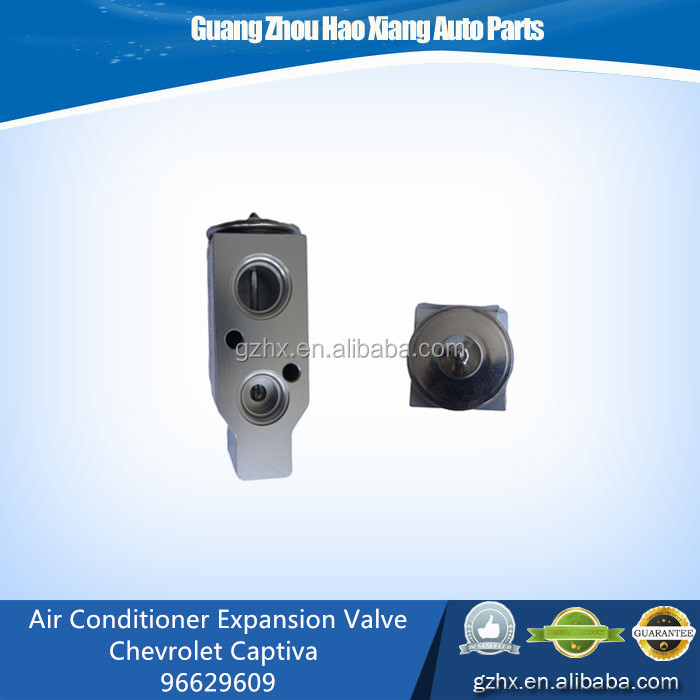 China supplies auto parts 96629609 Chevrolet Captiva Air Conditioner Expansion Valve