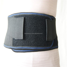 orthopedic equipment back pain therapy heating lumbar traction belt