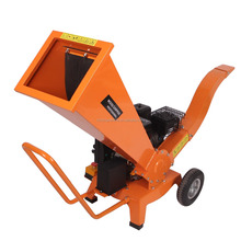 6.5hp 60mm chipping capacity chipper garden shredder chipper,shredder chipper,branch shredder