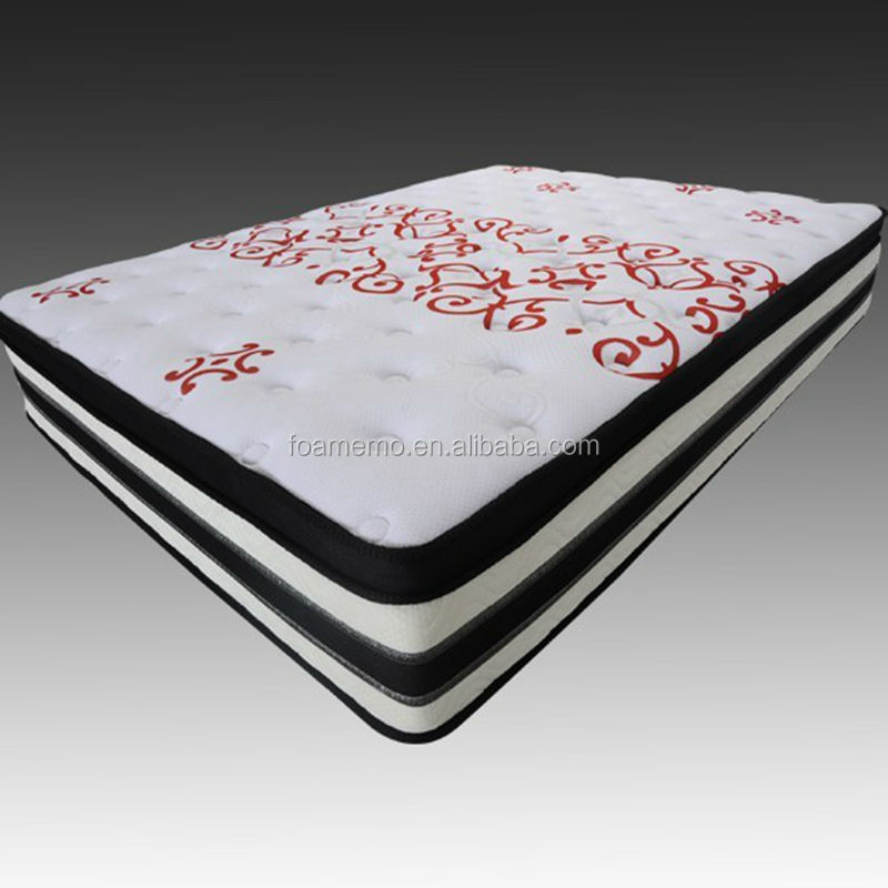 DS-03-01 directly manufacturer in China pocket sprung mattress - Jozy Mattress | Jozy.net