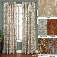 2015 European style high quality Polyster jacquard curtain