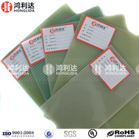 Green g10 fr4 sheet Epoxy Fiberglass Board