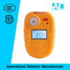 Portable personal Phosgene COCL2 gas detector with British sensor