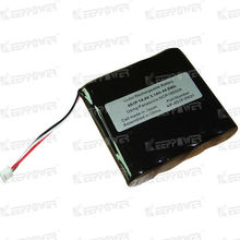 4S1P - KeepPower 3100mAh 14.4v li-ion battery pack for Panasonic NCR18650A