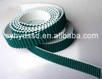 green timing scale pu chevron conveyor belt