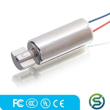 16*7mm customized 3.7v coreless motor for auto electronic