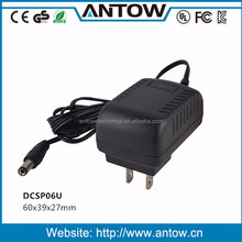 CE,GS,TUV,CUL,CSA, 5.4V 5.5V AC DC power adapter