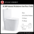 Hot Sale high quality one piece toilet ,toilet equipment bathroom